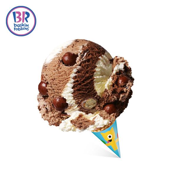 (배스킨라빈스) 싱글킹 아이스크림