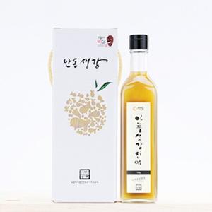 [명절]진저올안동생강진액선물세트