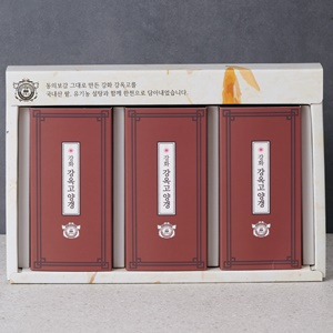 [명절]강화강옥고 양갱 선물세트